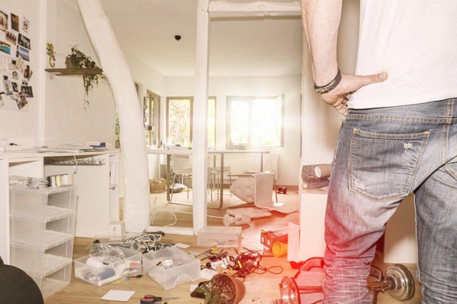 Wohnung einbruchsicher machen