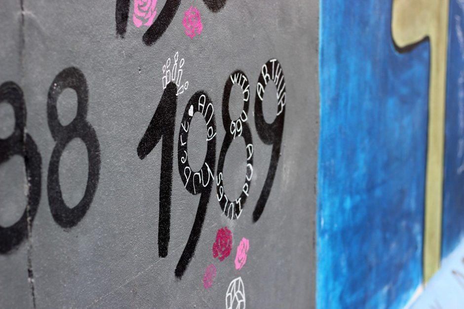 Dreißig Jahre nach dem Mauerfall – unsere Geschichten